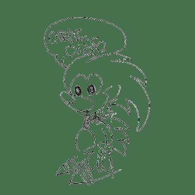 Sonic, segundo o Ramon